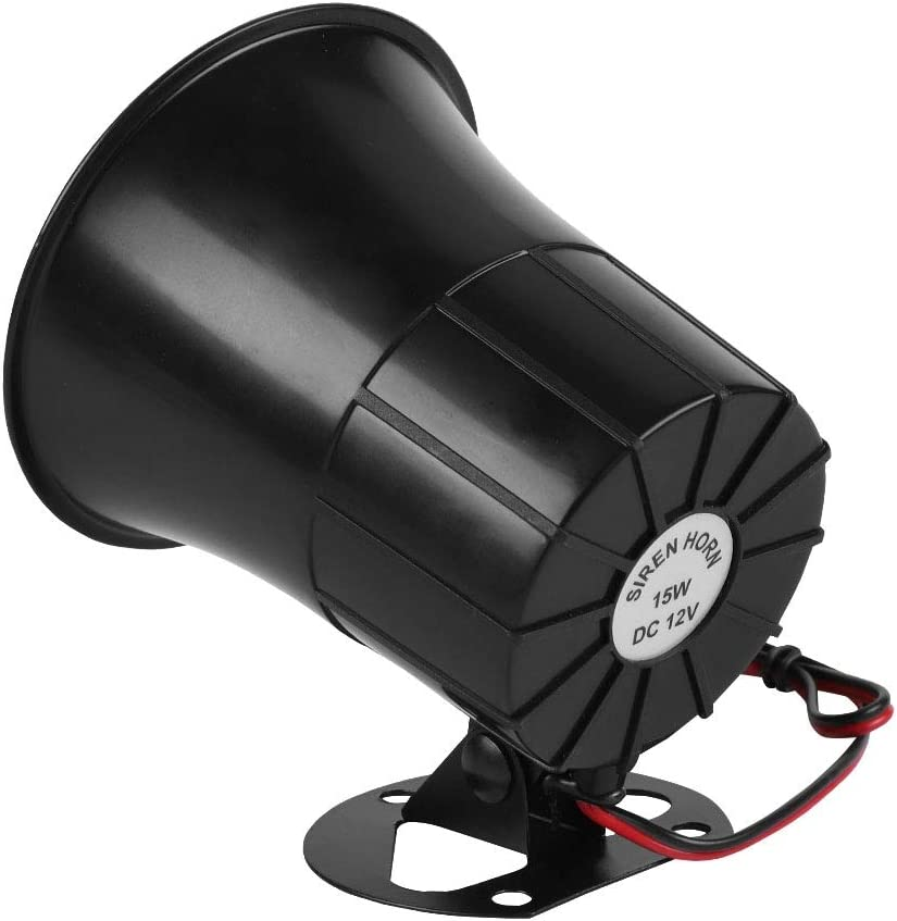 Alarm Siren Speaker Horn Alarm Siren Alarm Equipment Home for Alarm Host for Air Leakage Alarm Jacksking Horn Alarm