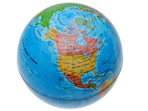 Amazon 6 magnetic rotating globe anti gravity floating amazon 6 magnetic rotating globe anti gravity floating levitating earth glossy finish toys games gumiabroncs Gallery