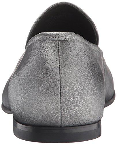 Calvin Klein Mænds Nicco Emboss Læder Slip-on Dagdriver Rødgods 2RGpV