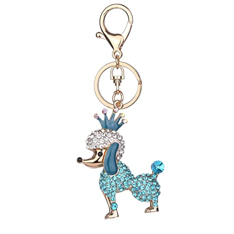 Aiming Llavero Colgante del Perro del Regalo de la joyería ...