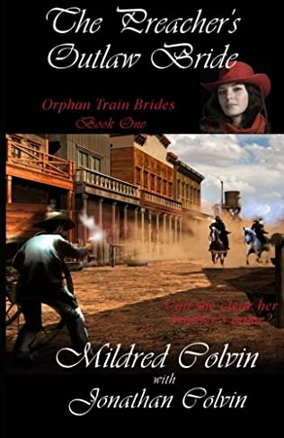 book cover of The Preacher\'s Outlaw Bride