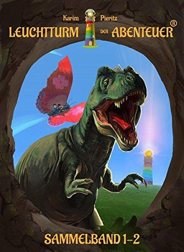 Leuchtturm der Abenteuer Sammelband 1-2 (Farbe): Spannende, magische & lustige Kinderbücher für Leseanfänger - Kinderbuch ab 6 Jahren für Jungen & Mädchen