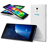 Indigi® 5.5'' 3G Unlocked Android Smartphone Cell Phone GPS WiFi Bluetooth AT&T T-Mobile Straight Talk Dual-SIM