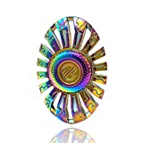 Fidget Spinner, Spinning Fidget Toy, made with Durable Zinc Alloy. A Hand ...