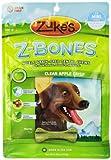 Zuke's Z-Bones Dog Dental Chews, Clean Apple Crisp, Mini, 18 Chews