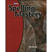 Spelling Mastery - Student Workbook Level F