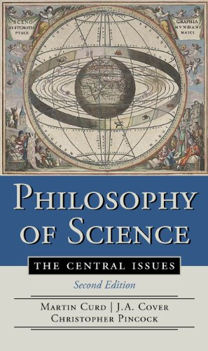 9.78039E+12 - Philosophy of Science: The Central Issues (Second Edition)
