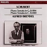 Schubert: Piano Sonatas No 18, D 894 & No 15, D 840