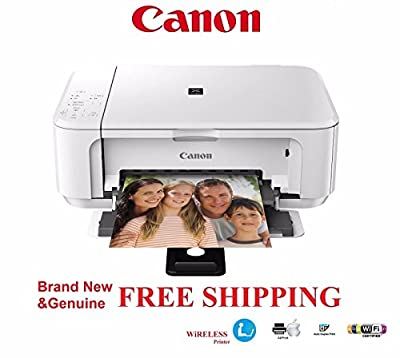 Canon MG3522 (3520) Wireless Printer/Scanner/Copier/Auto Duplex WiFi AirPrint
