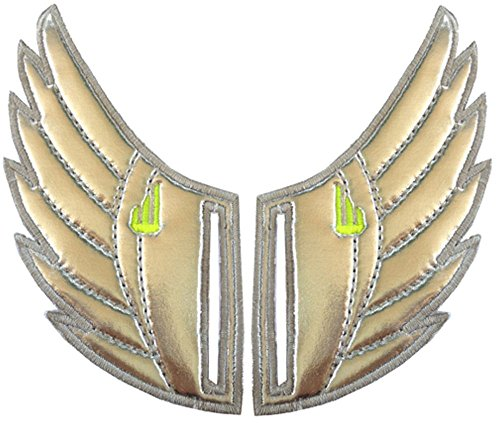 Shwings Slot Silver Wings For Your Shoes Official Designer S