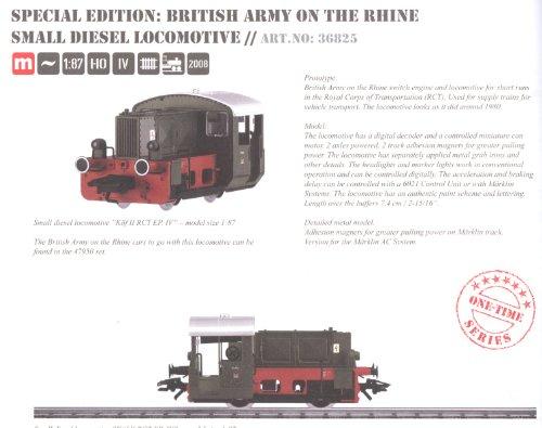 Small Diesel Locomotive ()
