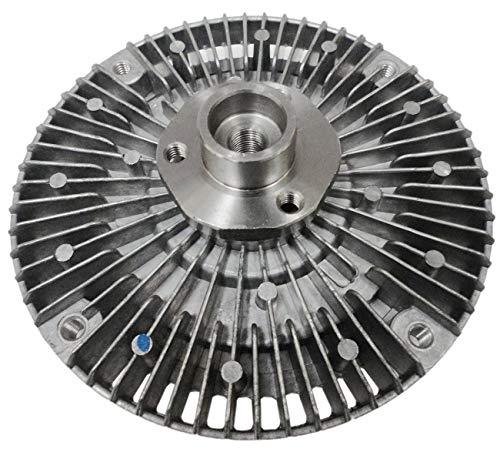 Audi Cooling 2000 A4 (TOPAZ 058121350 Engine Cooling Thermal Fan Clutch for 98-05 Volkswagen Passat 97-01 Audi A4)