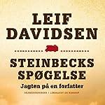 Steinbecks spøgelse: jagten på en forfatter | Leif Davidsen