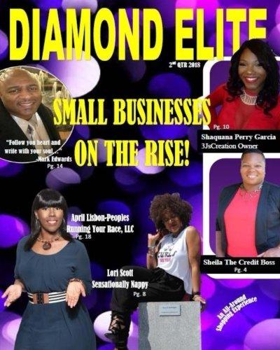 Diamond Elite Magazine 2nd QTR 2018