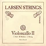 Larsen 4/4 Cello D String Medium Alloy-Steel