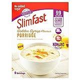 SlimFast Porridge, Golden Syrup – 5 x 29g (0.32lbs) Review