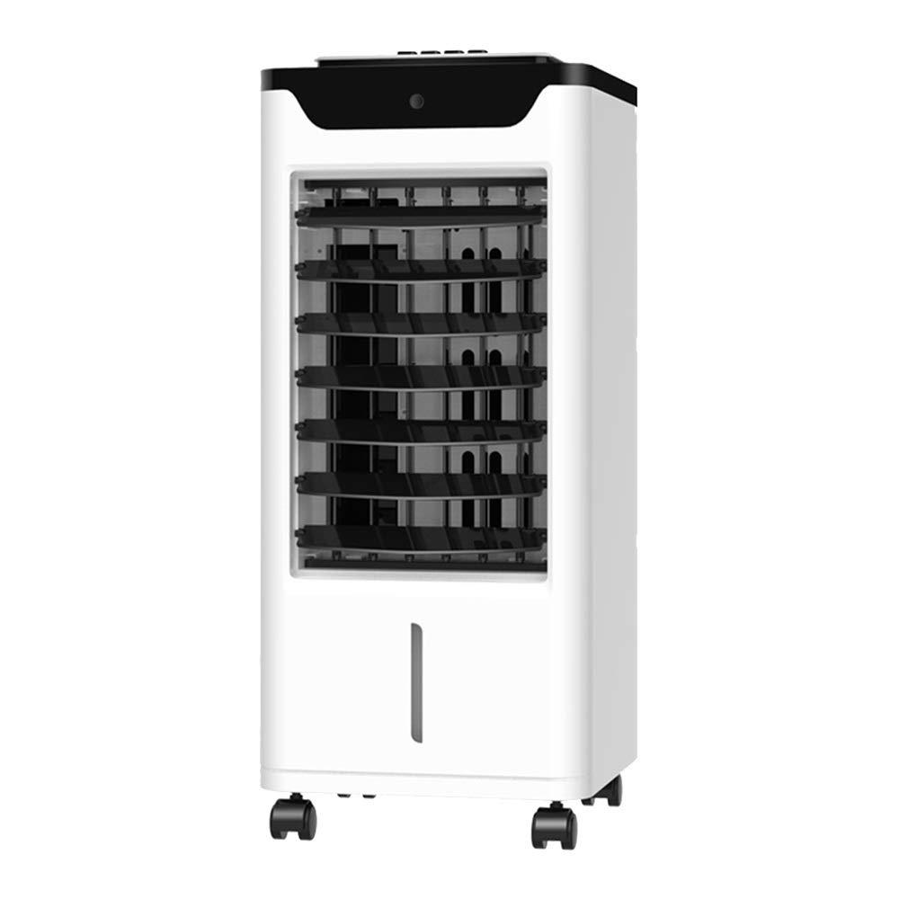 【お買得!】 李愛 扇風機 扇風機 リモコン付きエアコンファン、デュアルユース冷蔵庫を冷却する家庭用デスクトップエアコンクーラー蒸発クーラー-60W 李愛 B07P2S3V3F, ナカツエムラ:d9ed89ce --- yelica.com