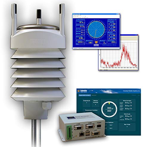 (Orion Weather Station with Weather MicroServer and Weather Master)