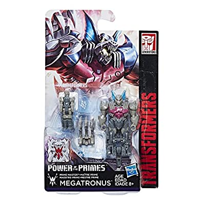 Transformers: Generations Power of the Primes Megatronus Prime Master: Toys & Games