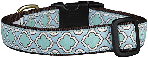 Up Country Seaglass Dog Collar - X-Small