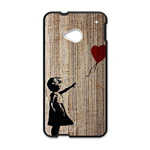 Spoony boy Cell Phone Case for HTC One M7