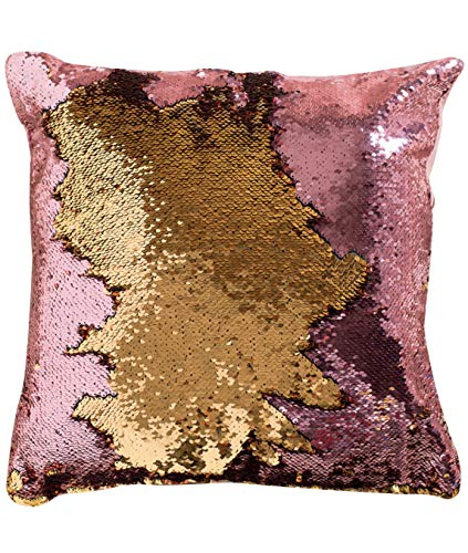 SIRENE Mermaid Pillow Reversible Sequin Pillow That Changes