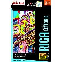 RIGA - LETTONIE 2018-19 CITY TRIP + OFFRE NUMÉRIQUE (PETIT FUTÉ)