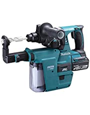 Makita DHR242RMEV 18V LXT Brushless Rotary Hammer 4.0Ah Kit with DX01