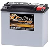 Deka Power Sports ETX16L Battery
