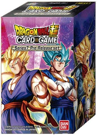 Dragon Ball Super Card Game Assault of the Saiyans Pack