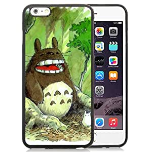 New Fashionable Designed For iPhone 6 Plus 5.5 Inch Phone Case With Hand Drawn Totoro Phone Case Cover