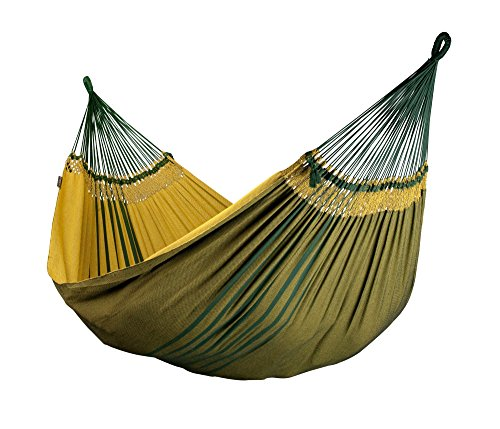 LA SIESTA Mares Brazilian Family Hammock -  - patio-furniture, patio, hammocks - 51SlAXxqGYL -