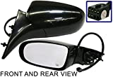 CHEVROLET CAPRICE 95-96 SIDE MIRROR LEFT DRIVER, POWER, HEATED, KOOL-VUE, NEW!