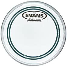 Evans EC2 Clear Drum Head, 6 Inch