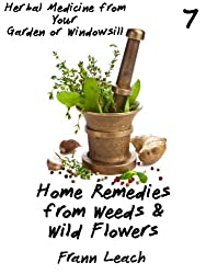 Home Remedies from Weeds and Wild Flowers (Herbal Medicine from Your Garden or Windowsill Book 7) (English Edition)