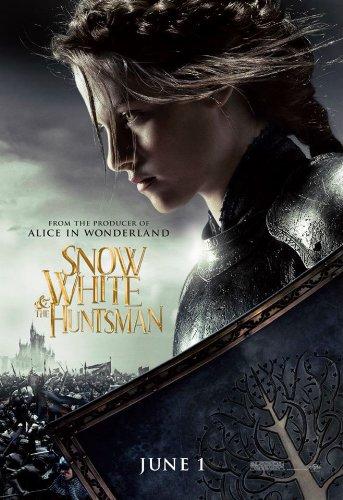 SNOW WHITE AND THE HUNTSMAN MOVIE POSTER 1 Sided ORIGINAL 27x40 KRISTEN STEWART (Chris Hemsworth In Snow White And The Huntsman)