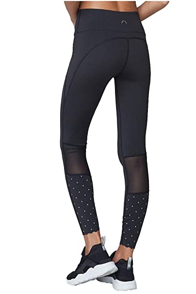 2ea023b1d6 Varley Emory Legging-Black-XS Womens Active Workout Yoga Leggings Black