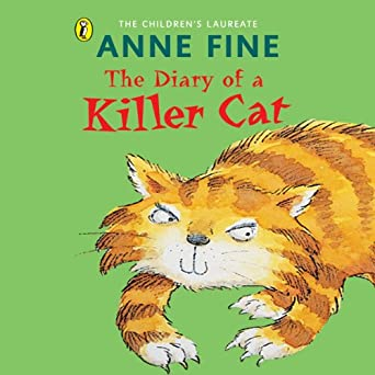e0c607f790 The Diary of a Killer Cat (Audio Download)  Amazon.co.uk  Anne Fine ...