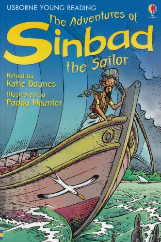 The Adventures Of Sinbad The Sailor (Usborne Young Reading: Series One) -