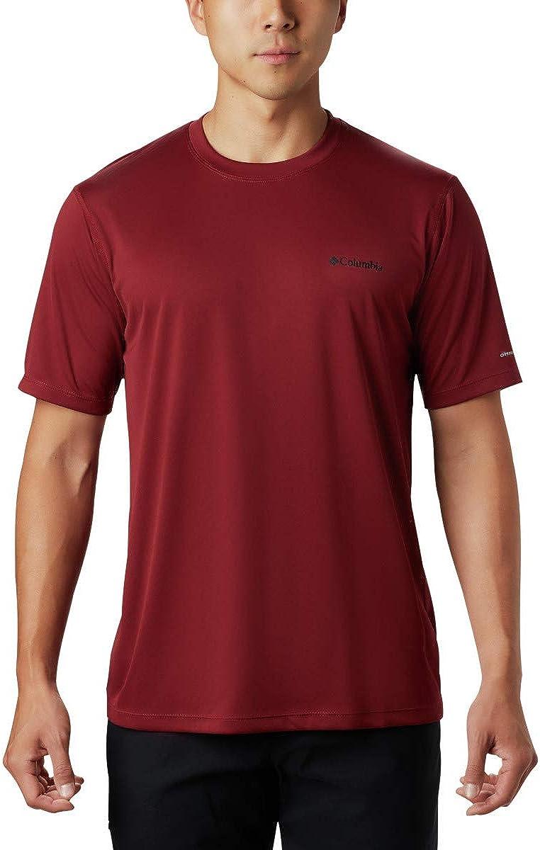 Columbia Men's Zero Rules Short Sleeve Shirt