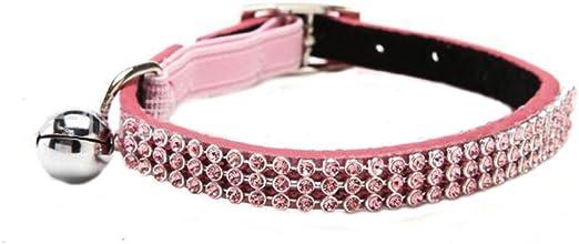 BbearT® Collar para Gatos, Collar para Cachorro de Perro pequeño ...