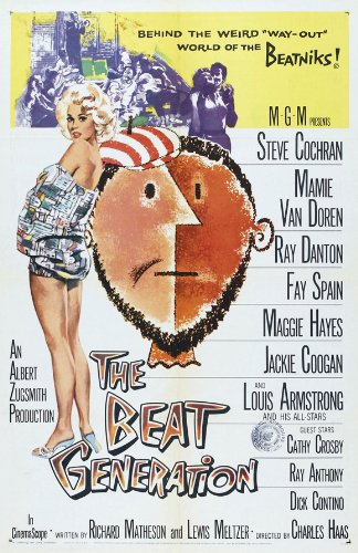 Image result for images The beat generation poster