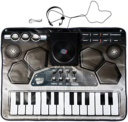 Niños de música de DJ de techo juguete electrónico Piano ...