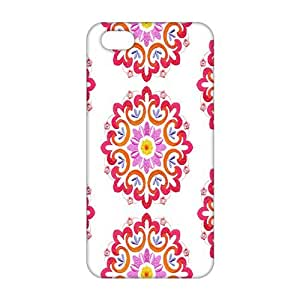 Pink flower pattern 3D For HTC One M8 Phone Case Cover