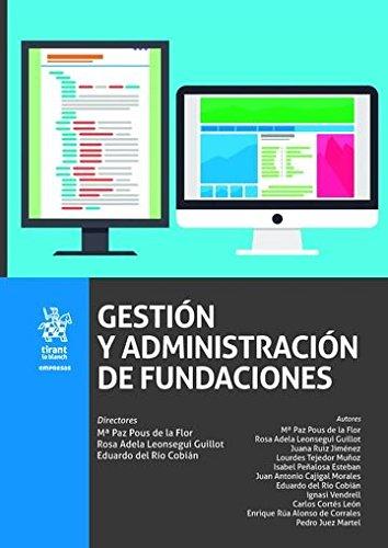 Gestión y Administración de Fundaciones
