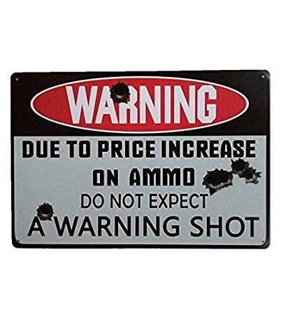 Warning. Due to The Price Increase in Ammo DO NOT Expect A Warning Shot (A Warning Shot) Rebecca online