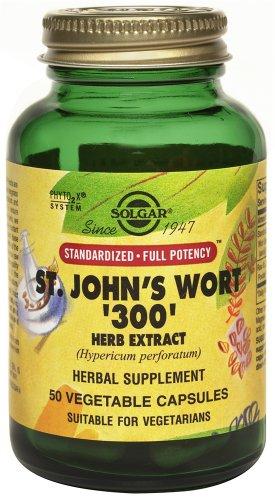 Solgar - «300» Herb Extrait millepertuis - 50 Vegetarian Capsules