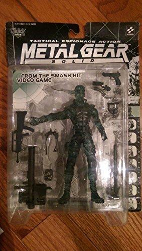 Metal Gear Solid Snake (Mcfarlane Metal Gear)