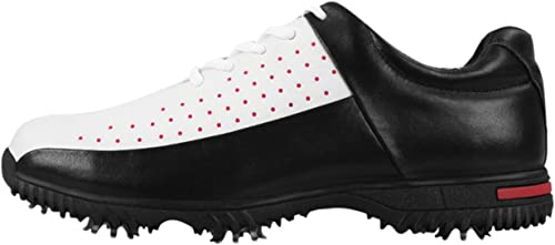 Waterproof Golf Shoes with Spikes
