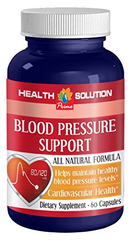 Olive leaf extract super strength - BLOOD PRESSURE SUPPORT - bring blood pressure numbers down (1 (Pressure Number)